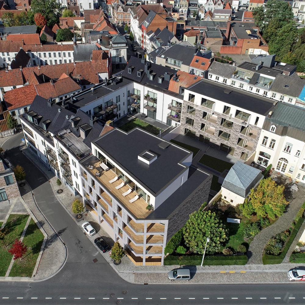Large-size buildings